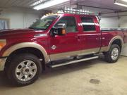 2013 FORD f-350 Ford F-350 Lariat Crew Cab Pickup 4-Door