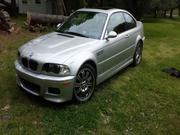 2002 bmw BMW: M3 Base Coupe 2-Door